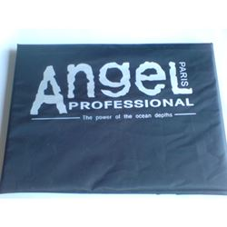 Picture of CUTTING GOWN - ANGEL BLK