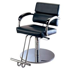Picture of HAIRDRESSING HYDROLIC CHAIR - SH-6939 WGL9-2 M