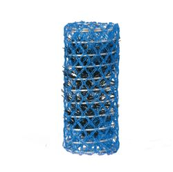Picture of BAG 6 ROLLERS BLUE 28MM
