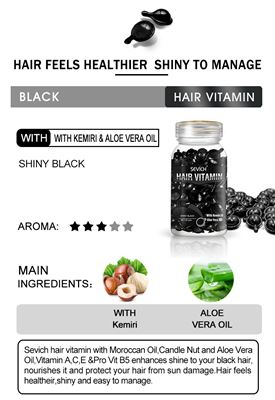 Picture of SEVICH VITAMINS BLACK